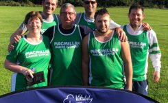 Driver Mick Raises Over £1,000 in 24 hours for Macmillan Cancer Support